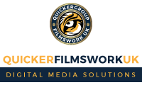 Quicker Filmswork UK based in London; create affordable websites, graphic design, audio insertion, film advertisements with affordable hosting for all related digital media.